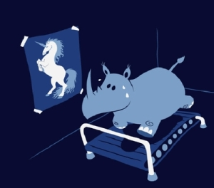 Hippo to Unicorn